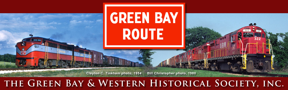 Green Bay & Western Historical Society, Inc.